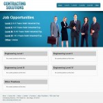 Contracting Solutions Homepage