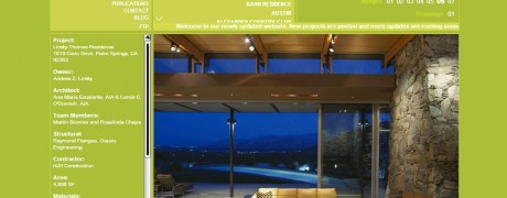 Escalante Architects Project Page 3