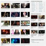 Hot Hookah Girls Video Grid