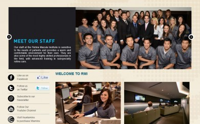 Retina Macula Institute Homepage