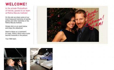 RMI Photobooth Homepage