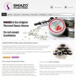 Shiazo E-Commerce Homepage