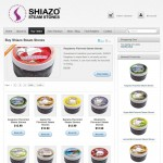 Shiazo E-Commerce Product Listing