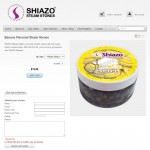 Shiazo E-Commerce Product Page