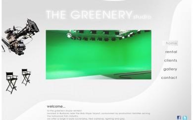 The Greenery Studio Homepage