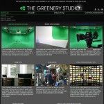 The Greenery Studio Services Page