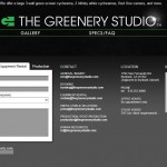 The Greenery Studio Contact Page