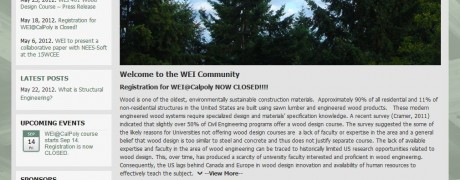 Wood Education Institute Homepage
